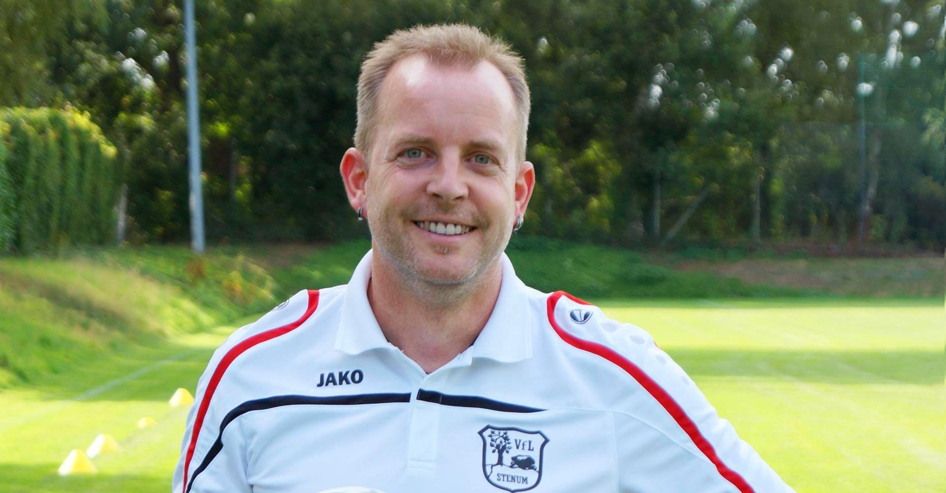Tobias Ihde - Fußballtrainer und Spieler